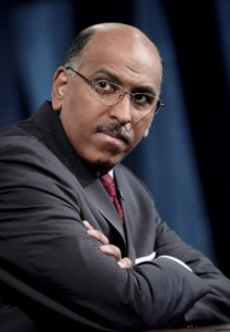 Michael Steele is the wrrroooooonnnng...well, he might be the right one to f#@k wit...