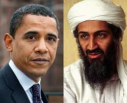 President Barack Obama vs. Osama bin Laden