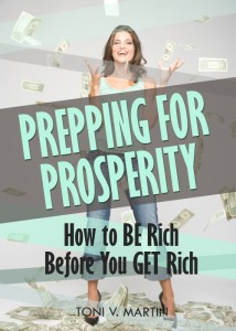 "Cover of ""Prepping for Prosperity"" book"