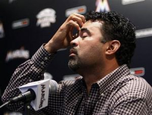 Ozzie Guillen pres conference